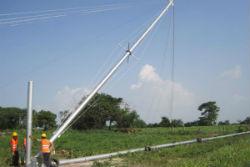 Falcone per torri tubolari RNRG 50 m, 60 m XHD