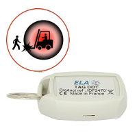 Sistema anti-collisione basato su tecnologia RFID attiva