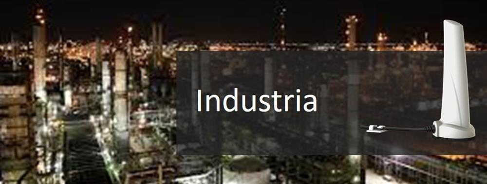 L'antenna giusta in applicazioni industriali