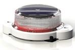 Luci Solari a diodi LED per la segnalazione notturna di sicurezza