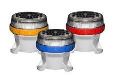 OL4 – Luci Solari a diodi LED per la Segnalazione Ostacoli al Volo notturna