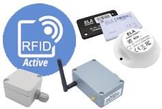 RFid Attivo – Tag ID e sensori