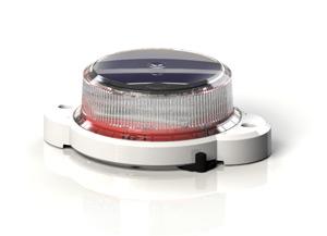 OL2A – Luci Solari a diodi LED per la segnalazione notturna di sicurezza